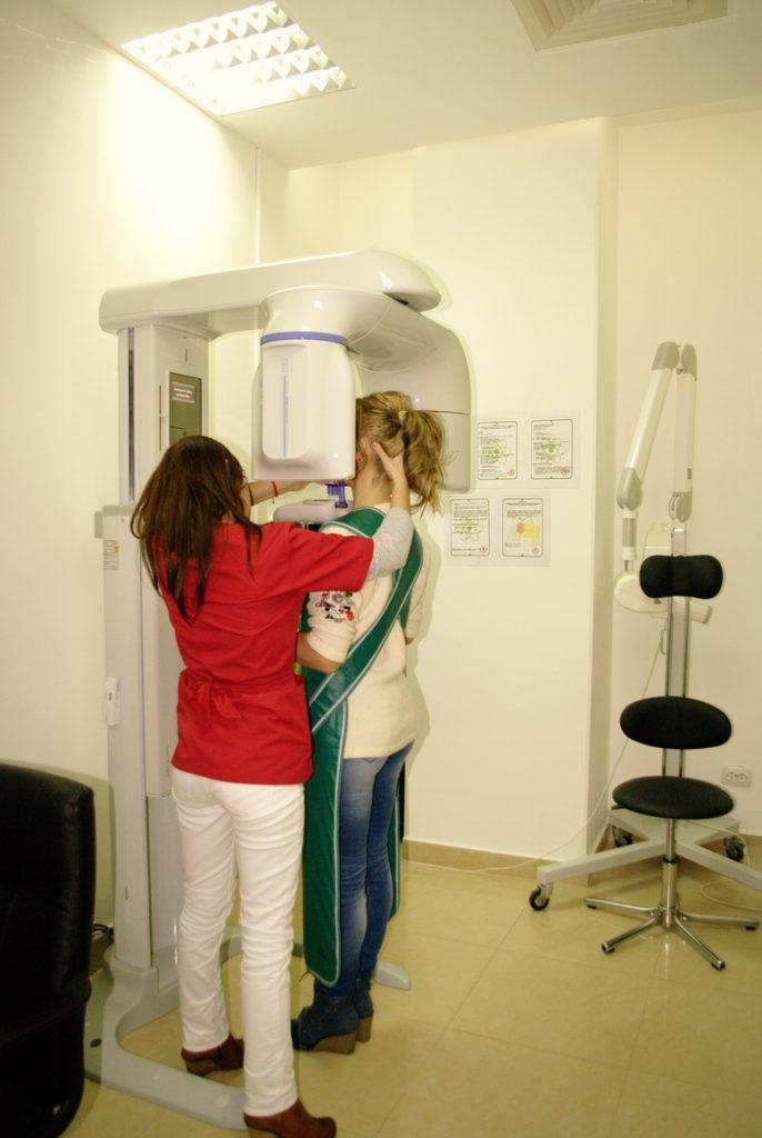 CT dentar bacau